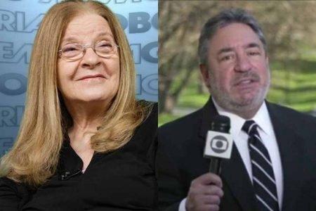 Silvia Sayão e Luís Fernando Silva Pinto