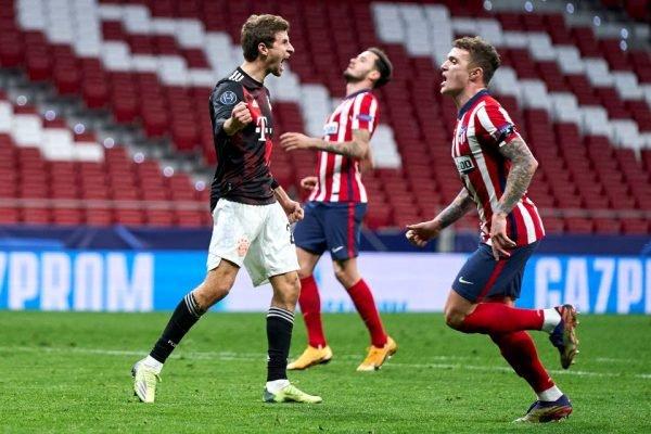 Atletico de Madrid x Liverpool
