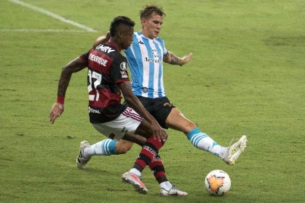 Flamengo x RAcing
