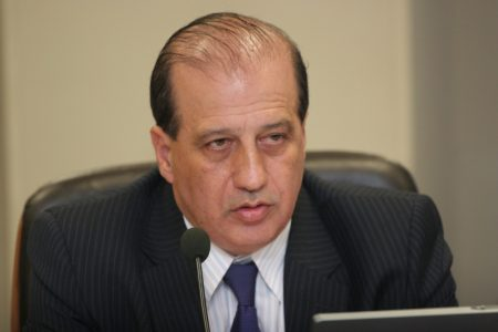 Ministro do Tribunal de Contas da União (TCU) Augusto Nardes