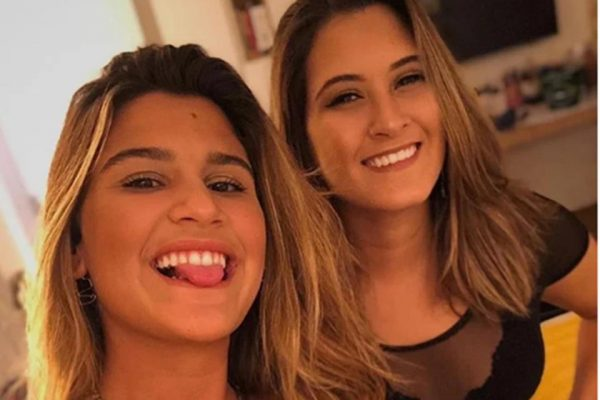 Giulia Costa e Beatriz Bonemer