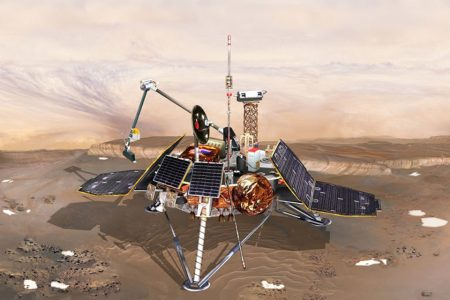 Sonda Mars Polar Lander