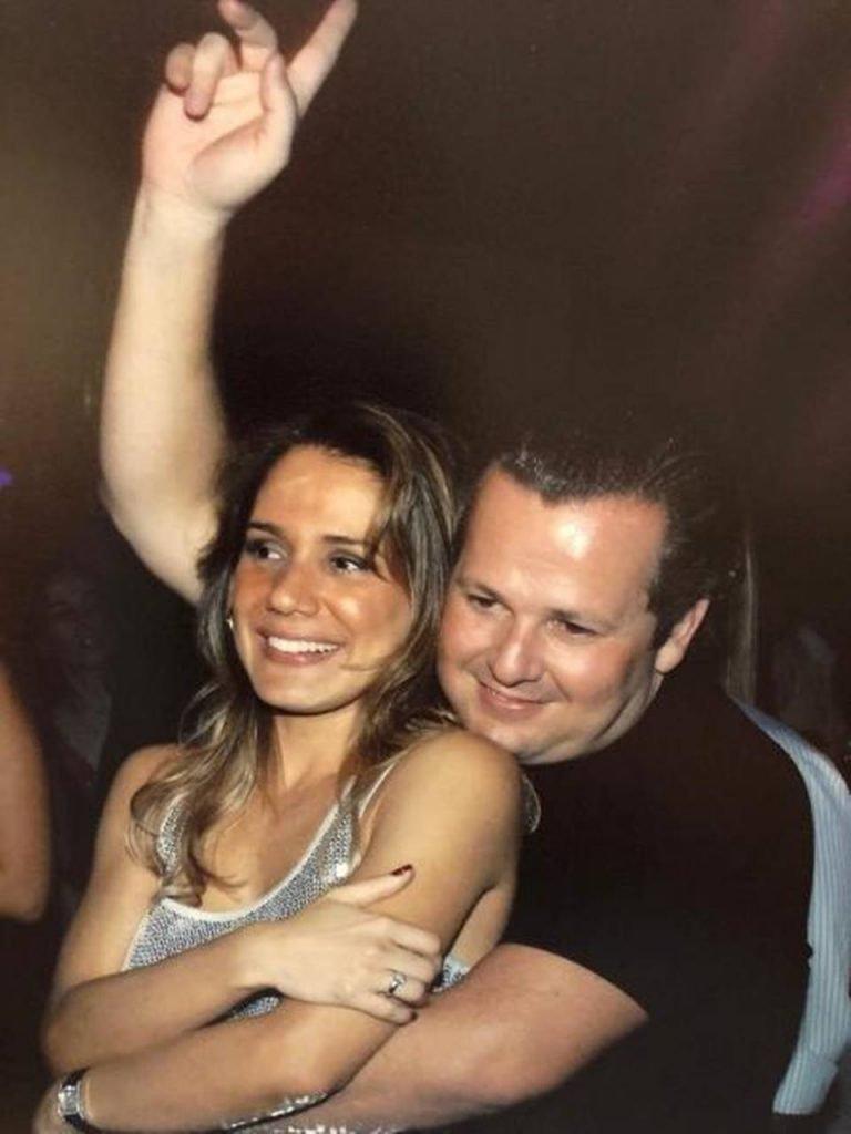 Luciano e Janaína Luft