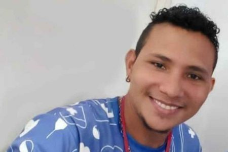 Alessandro Moraes, de 25 anos, foi morto durante ação de quadrilha em Cametá