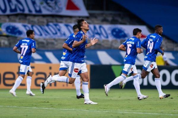 Cruzeiro Marcelo Moreno