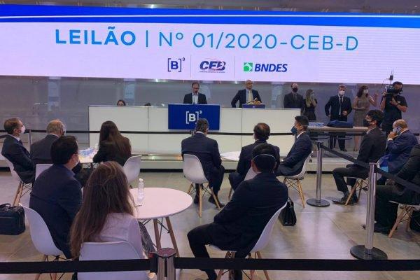 Leilão CEB