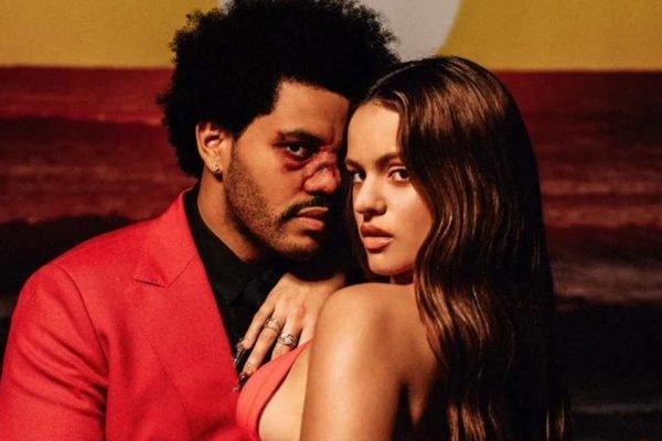 The Weeknd e Rosalia