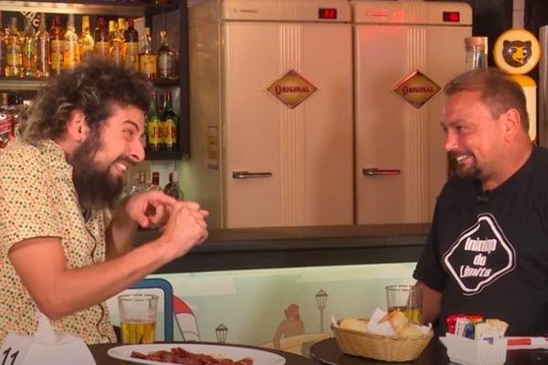 Cartolouco e Alê Oliveira