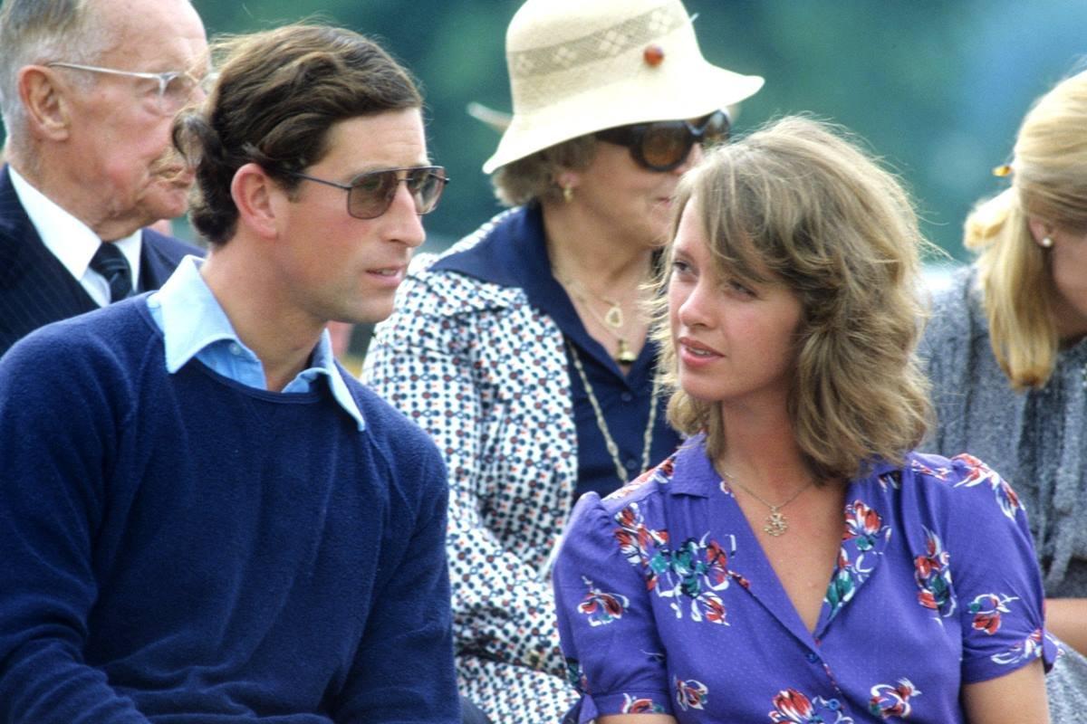 Príncipe Charles e Sabrina Guinness