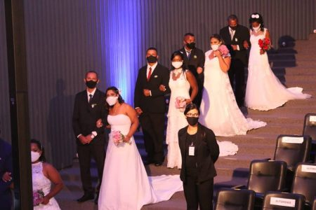 Casamento comunitário 2020