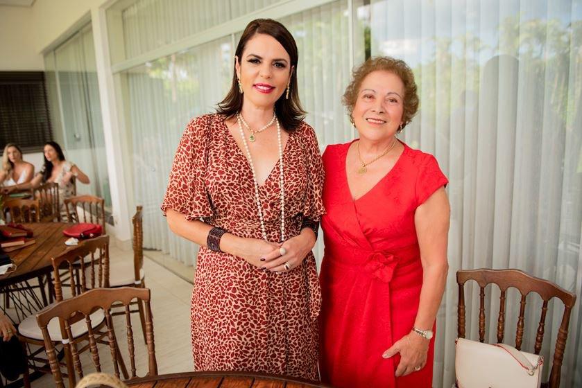Carla de Carli e Maria Luiza Mathias