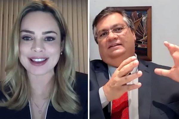 Rachel Sheherazade entrevista Flávio Dino