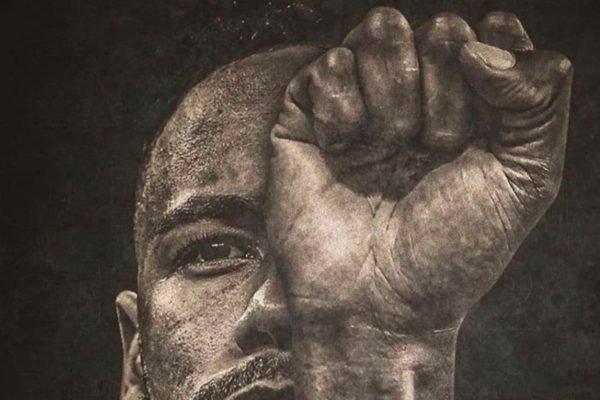 Neymar protesta contra racismo