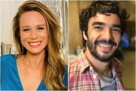 Mariana Ximenes e Caio Blat