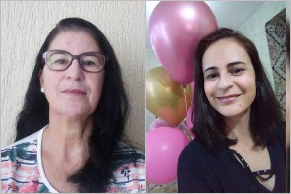 Mãe e filha mortas no DF