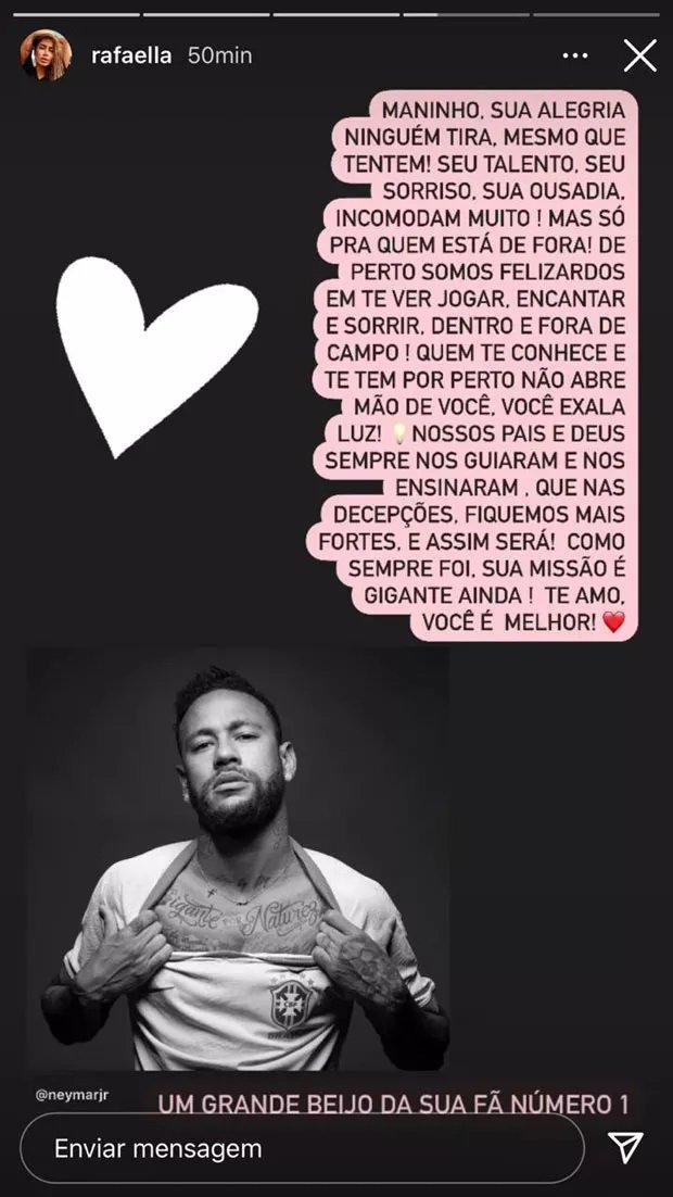 Storie de Rafaella Santos