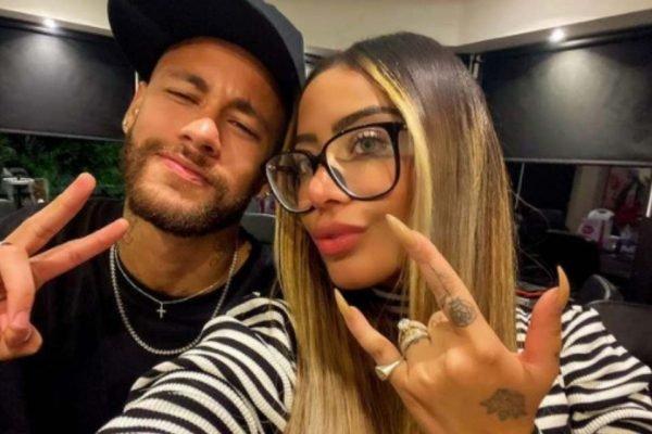 Neymar e Rafaella Santos