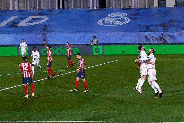 Real Madrid vence o Atlético