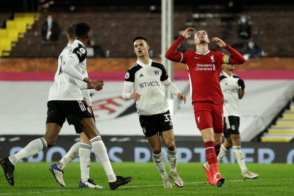 Liverpool fica no empate na Premier League