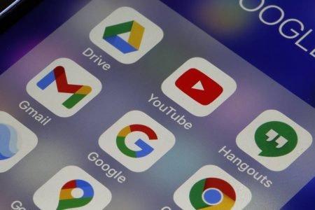 Aplicativos Google