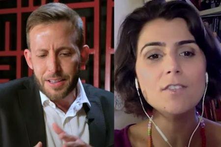 Caio Barbieri entrevista Manuela D'Ávila