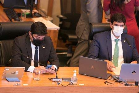Eleição da mesa diretora da Câmara Legislativa