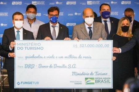 GDF lança fundo com linha de crédito de R$ 521 milhões para turismo local