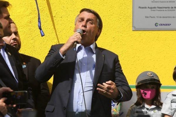 Presidente Bolsonaro em São Paulo