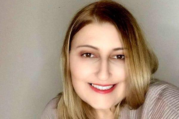 Escritora Valéria Veiga