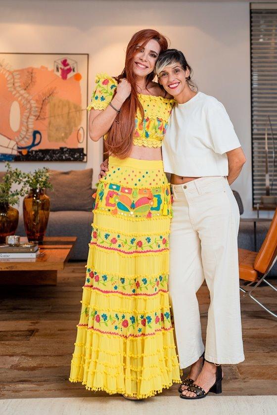 Mima Marys e Ilca Maria Estevão