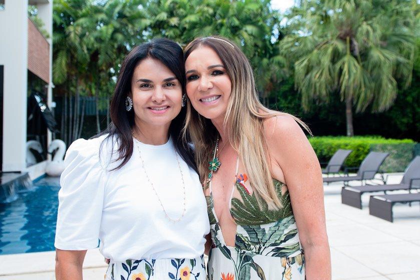 Sônia Lim e Kika Cardoso