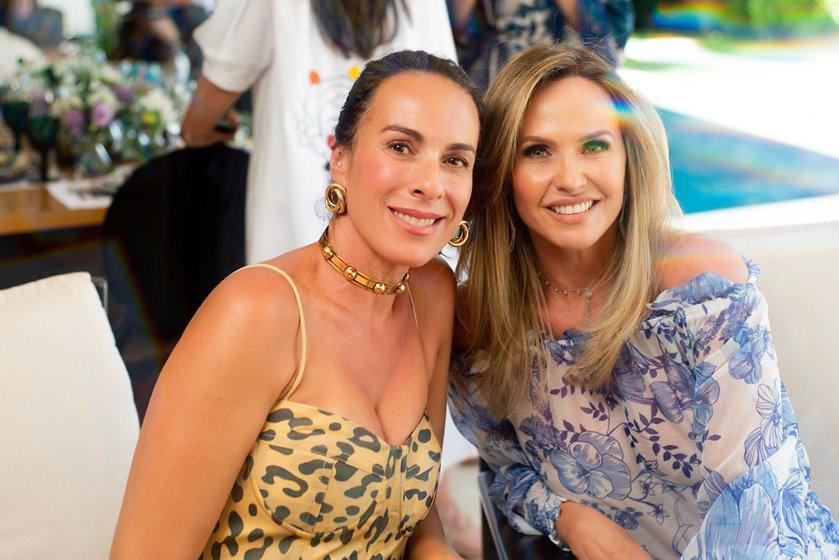 Andréa Cabrera e Cristiane Pimenta da Veiga