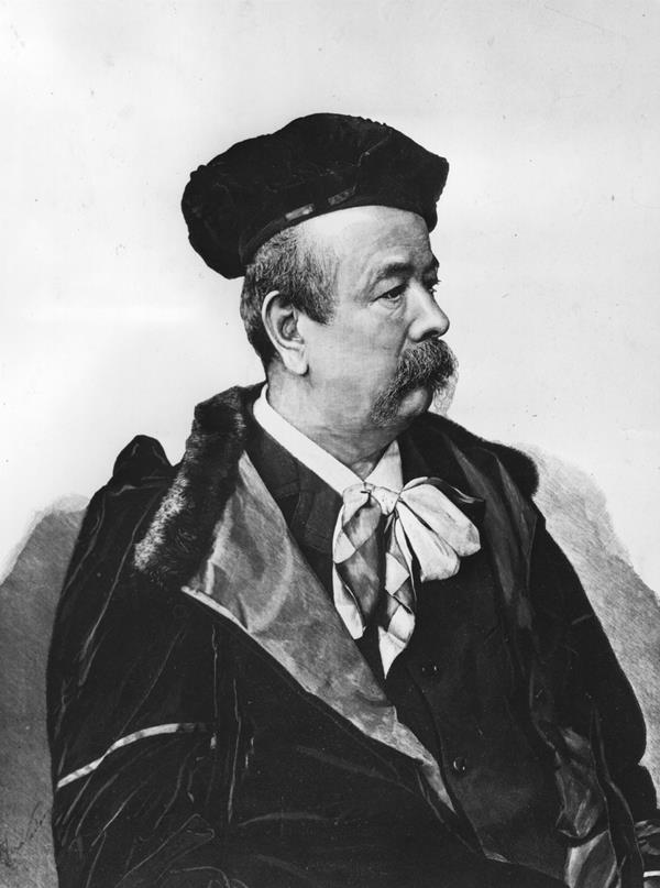 Charles Frederich Worth