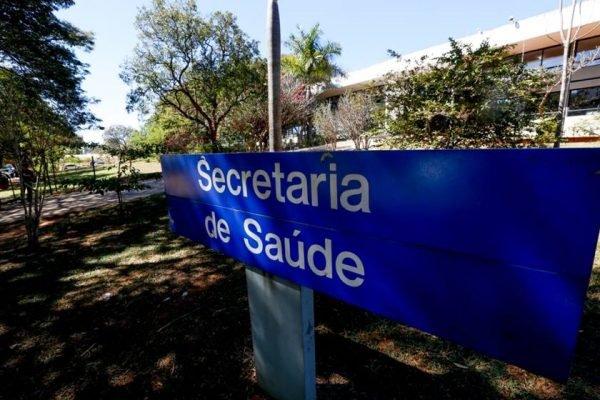 fachada secretaria de saúde
