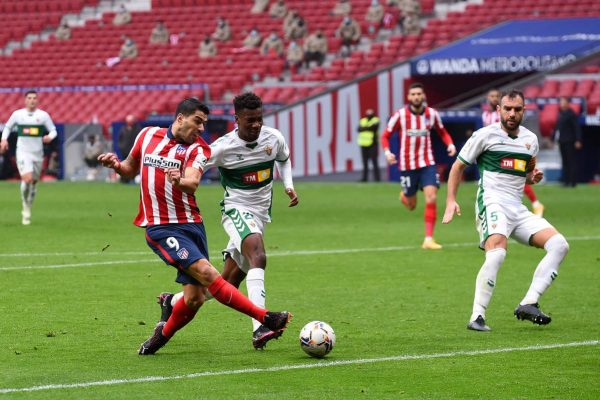 Luis Suárez Atlético de Madrid