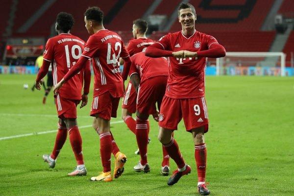 Bayern de Munique Lewandowski