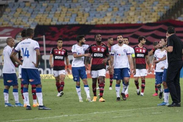 Caso de racismo em jogo do Brasileirão