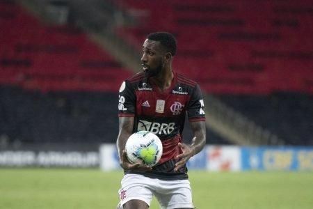 Gerson, do Flamengo