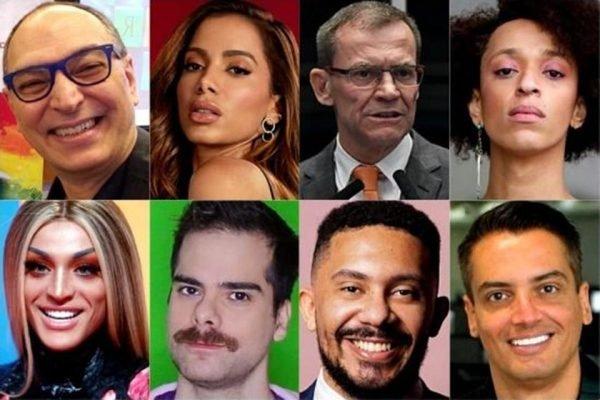 LGBTs mais influentes do Brasil