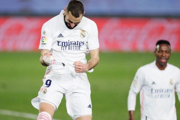 Real Madrid vence o Granada