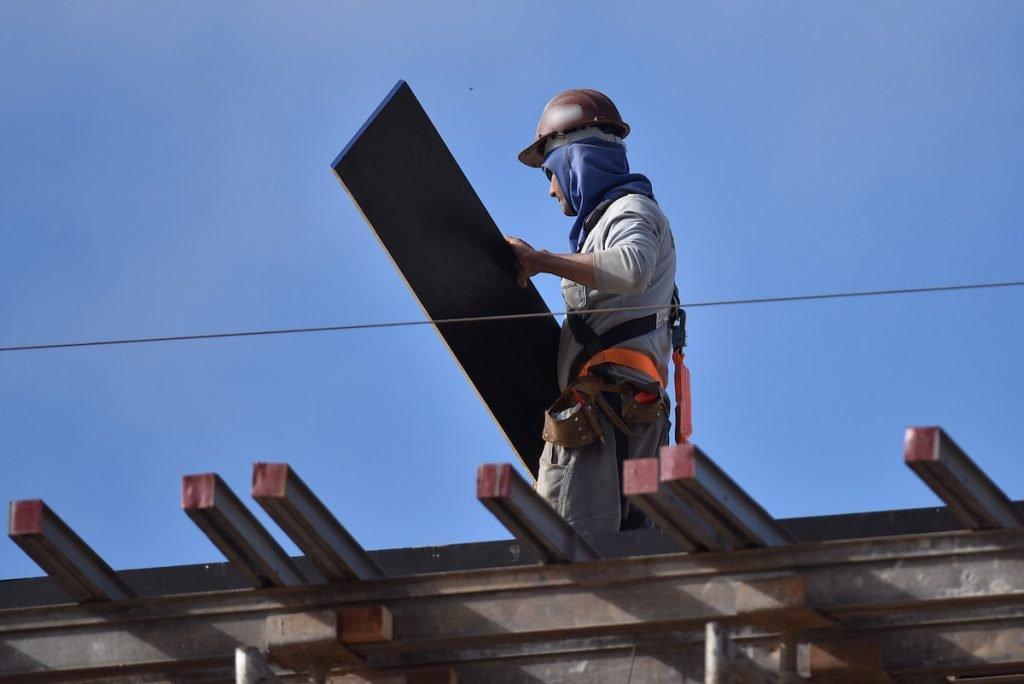 construcao civil mao de obra trabalho reforma serviço especializado