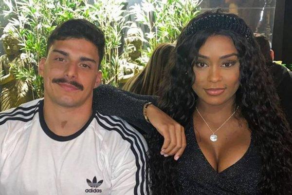 Lucas Godinho e MC Rebecca