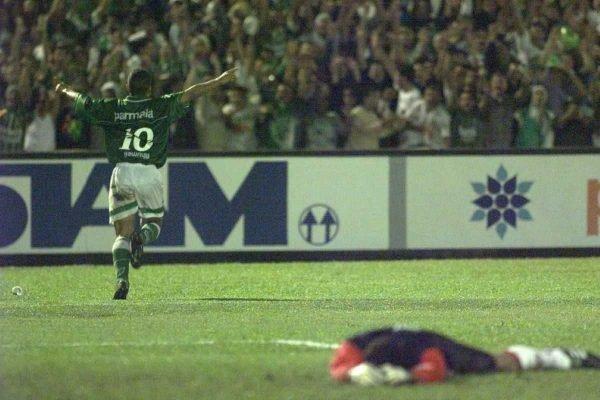 Palmeiras x River Plate 1999