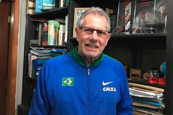 José Antonio Rabaça, técnico de atletismo