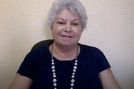Gisela Guth, pastora do Mato Grosso vítima da Covid-19