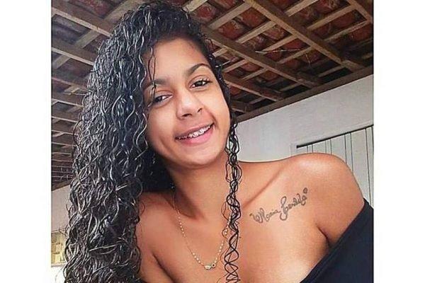 Pâmela Neri Ramos Quinzinho, de 16 anos, assassinada na Paraíba