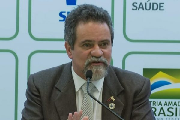 cretário-executivo do Ministério da Saude