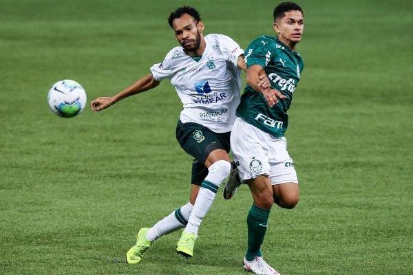 América-MG x Palmeiras