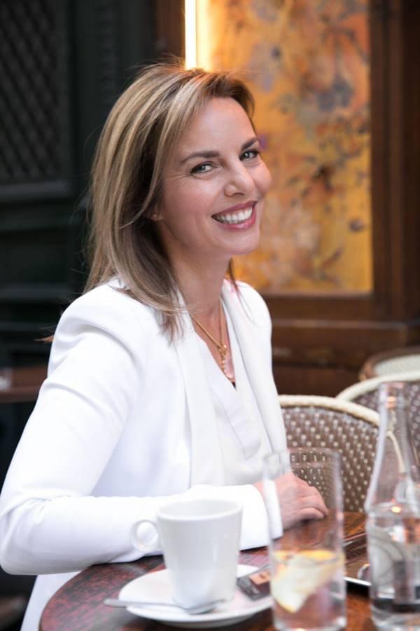 Consultora de imagem Valeria Doustaly
