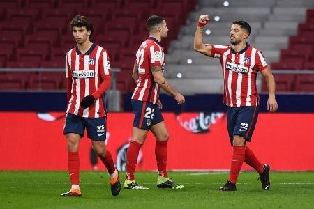 Suárez Atlético de Madrid